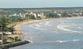Nova Almeida - Nova Almeida-ES-Vista da praia-Foto:Sou ES