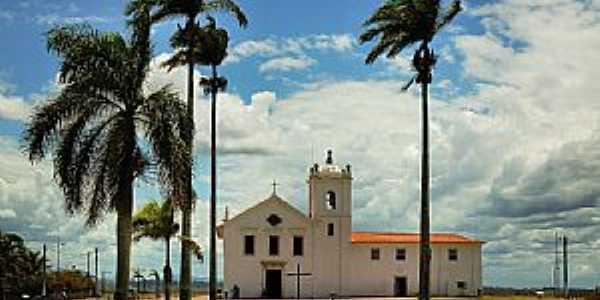 Nova Almeida-ES-Igreja dos Reis Magos-Foto:www.cbll.com.br