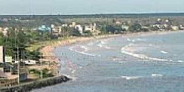 Nova Almeida-ES-Vista da praia-Foto:Sou ES