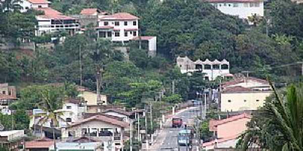 Nova Almeida-ES-Vista parcial da cidade-Foto:Flickriver