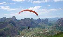 Pancas - Paragliding em Pancas-Foto:W.F. Bergman