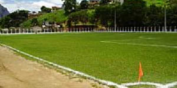 Estádio Laurindo Barbosa em Pancas-Foto:carreiro125