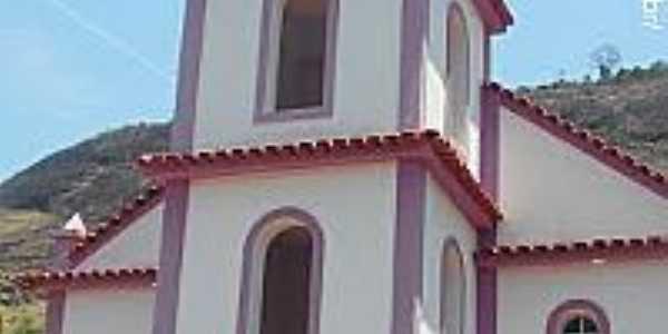 Igreja de Confissão Luterana em Pancas-ES-Foto:Sergio Falcetti