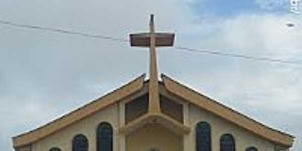 Igreja de N.Sra.de Fátima em Pedro Canário-ES-Foto:Sergio Falcetti