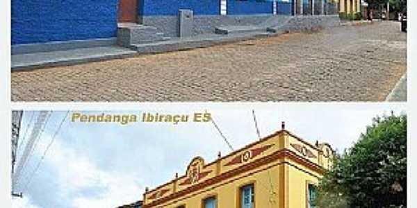 Imagens da localidade de Pendanga - ES distrito de Ibiraçu