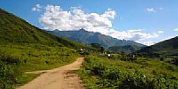 Estrada rural-Foto:Carlos Henrique Dias