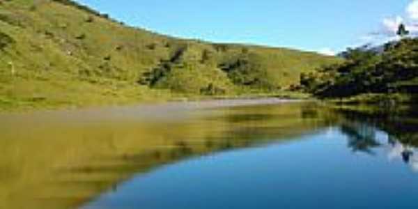 Barragem em Pequiá-Foto:henriquesale