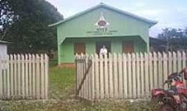 Apuí - Igreja da IECLB-Foto:Elemer Kroeger
