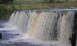 Apu� - Apu�-AM-Cachoeira do Juma-Foto:rafagamadao