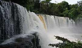 Apuí - Apuí-AM-Cachoeira do Paredão-Foto:rafagamadao