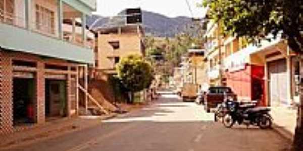 Piaçu-ES-Rua principal-Foto:RONALDO PUPPIN CURCI…