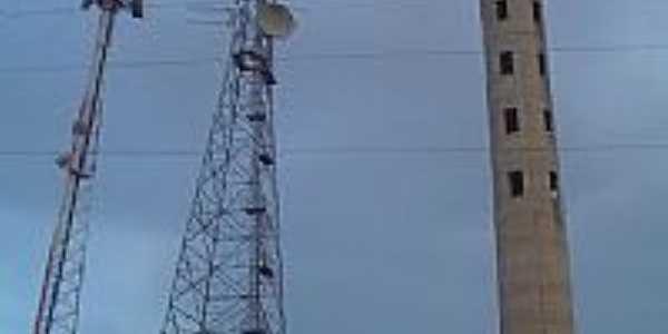 Torres de Transmissão-Foto:Pinheiros - ES