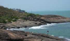 Piúma - Local bom para pesca, Por Hélcio Ribeiro Junior