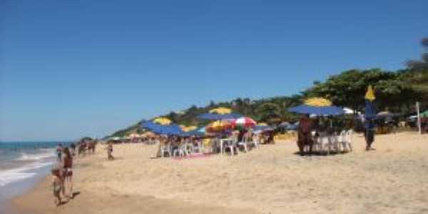 Praia do Pau Grande - Portinho, Por Hélcio Ribeiro Junior
