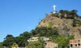 Ponte de Itabapoana - Cristo de Mimoso do Sul, Por Elias de Barros