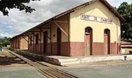 Ponte de Itabapoana - Antiga Estação Ferroviária foto welliton campos