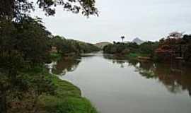 Ponte de Itabapoana - Rio Itabapoana - foto welliton campos