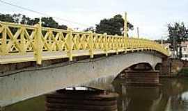 Ponte de Itabapoana - Divisa Estado RJ e ES Foto: welliton campos