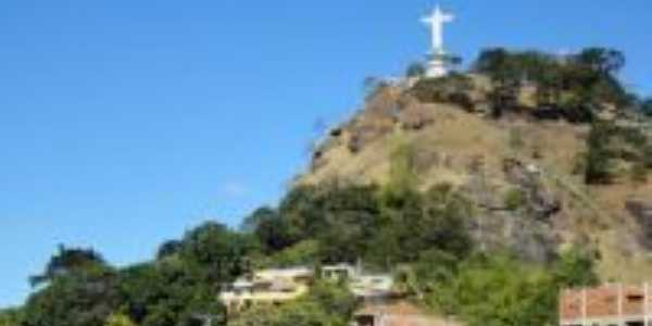 Cristo de Mimoso do Sul, Por Elias de Barros