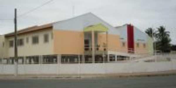 Escola Carlos Mattos, Por welliton campos