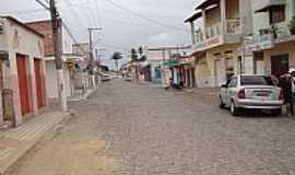 Ponto Belo - Avenida Principal de Ponto Belo-ES-Foto:edutricar