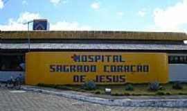 Ponto Belo - Hospital Sagrado Coração de Jesus em Ponto Belo-ES-Foto:Paulo Vitor Louback
