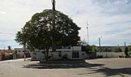 Ponto Belo - Praça da Matriz de Ponto Belo-ES-Foto:edutricar