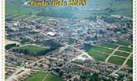 Ponto Belo - Vista aérea de Ponto Belo-ES-Foto:edutricar