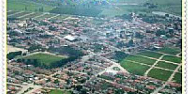 Vista aérea de Ponto Belo-ES-Foto:edutricar