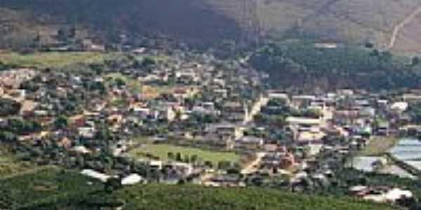Vista da cidade-Foto:Filipe Dal Zilio