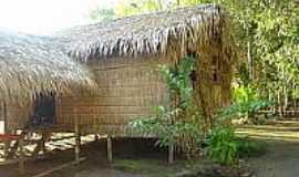 Ariaú - Casa de caboclo-Foto:baixaki.com.br