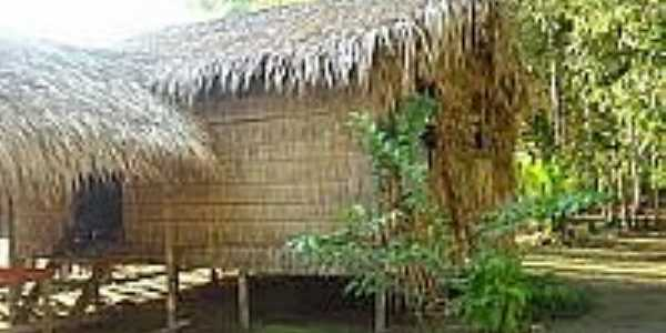 Casa de caboclo-Foto:baixaki.com.br