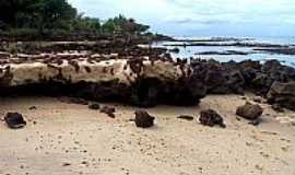 Praia Grande - Trilha entre corais