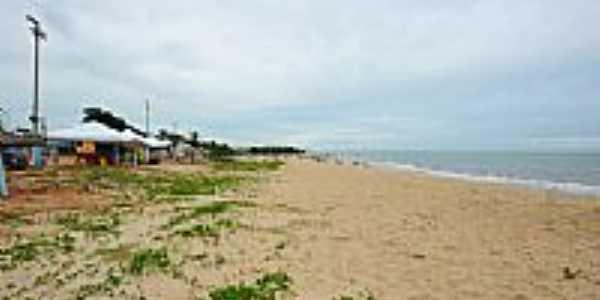 Praia de Marobá em Presidente Kennedy-Foto:sgtrangel