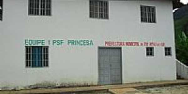 Posto de Saúde de Princesa-Foto:Alexandri Mardegan Z…