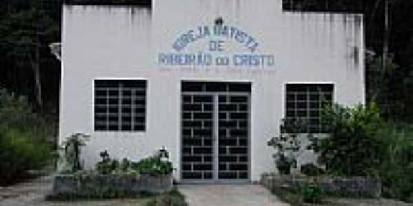 Igreja Batista de Ribeirão do Cristo-Foto:90YJ