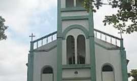 Rio Bananal - Igreja da Sagrada Família na Comunidade de Iriritimirim em Rio Bananal-ES-Foto:Sergio Falcetti
