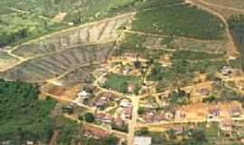 Rio Bananal - Vista aérea de Rio Bananal-ES-Foto:osabass