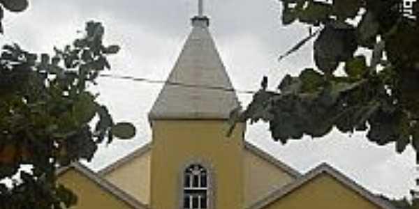 Igreja de Santa Ana na Comunidade de Iriritimirim em Rio Bananal-ES-Foto:Sergio Falcetti