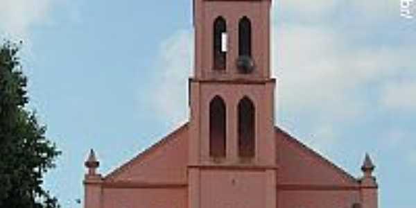 Igreja de São Pedro na Comunidade de Primavera em Rio Bananal-ES-Foto:Sergio Falcetti