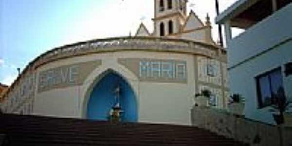 Igreja Matriz de Santo Antônio em Rio Bananal-ES-Foto:Sergio Falcetti