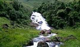 Rio Calcado - Cachoeira em Rio Calcado-Foto:vanderlir Müller Est…