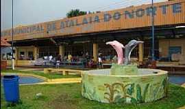 Atalaia do Norte - Atalaia do Norte-AM-Prefeitura Municipal-Foto:www.blogdafloresta.com.br