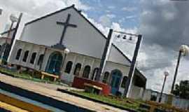 Atalaia do Norte - Igreja-Foto:Andr�s D�az Bernal