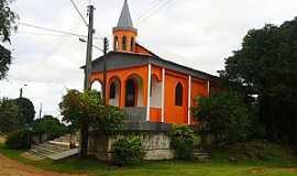 Rio Novo do Sul - Igreja Católica de São Caetano. — em Rio Novo do Sul.