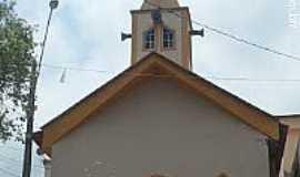 Rio Novo do Sul - Igreja de São José em Rio Novo do Sul-ES-Foto:Sergio Falcetti