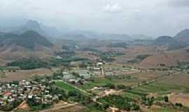 Rive - Vista aérea da EAFA com Rive à esquerda-Foto:Prof.Mayron