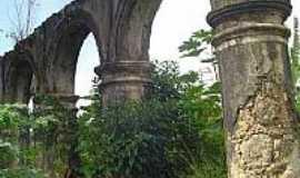 Sagrada Família - Ruinas da Igreja da Sagrada Família-Foto:Paraisosantos