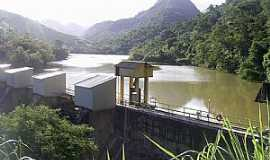 Santa Leopoldina - Santa Leopoldina-ES-Barragem da Usina Suiça-Foto:superagradavel