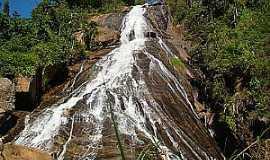 Santa Leopoldina - Santa Leopoldina-ES-Cachoeira das Andorinhas-Foto:montanhascapixabas.